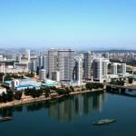 10万世帯の住宅(平壌)