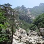 世界的な景勝地・金剛山