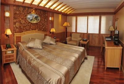 馬息嶺ホテル 客室