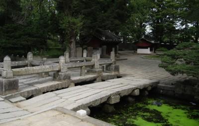 善竹橋 世界文化遺産