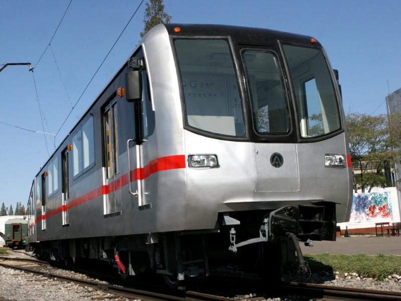 新型地下鉄車両