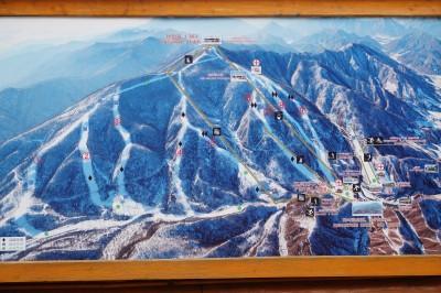 馬息嶺スキー場コース